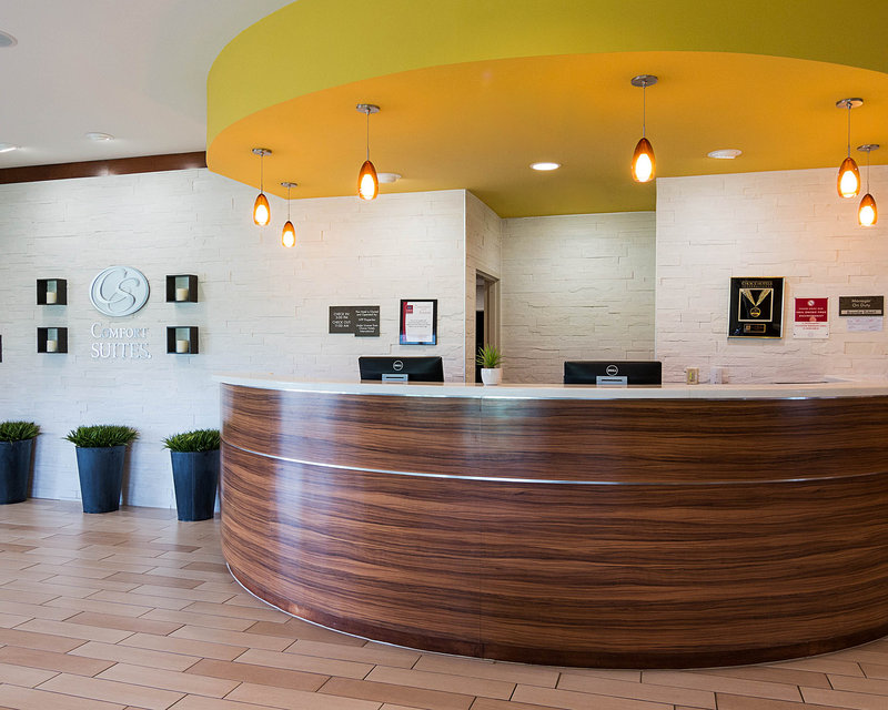 Comfort Suites Bossier City Shreveport East 7950 E Texas St