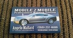 Mobile 2 Professional Window Tinting Jackson Ms