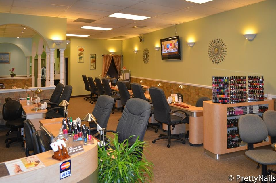 Lux Nails Creedmoor Rd Raleigh Nc- HireAbility