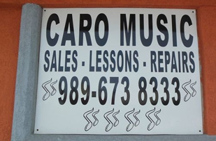 Caro Music Store