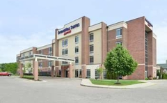 SpringHill Suites by Marriott Detroit Metro Airport Romulus