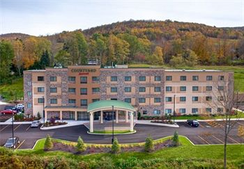 Courtyard by Marriott, Oneonta NY