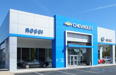 Rossi Chevrolet Buick GMC State Route S Washington NJ - Buick dealership nj