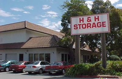 H U0026 H Storage   San Rafael, ...