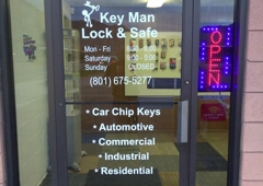 Key Man Lock & Safe Company - Ogden, UT