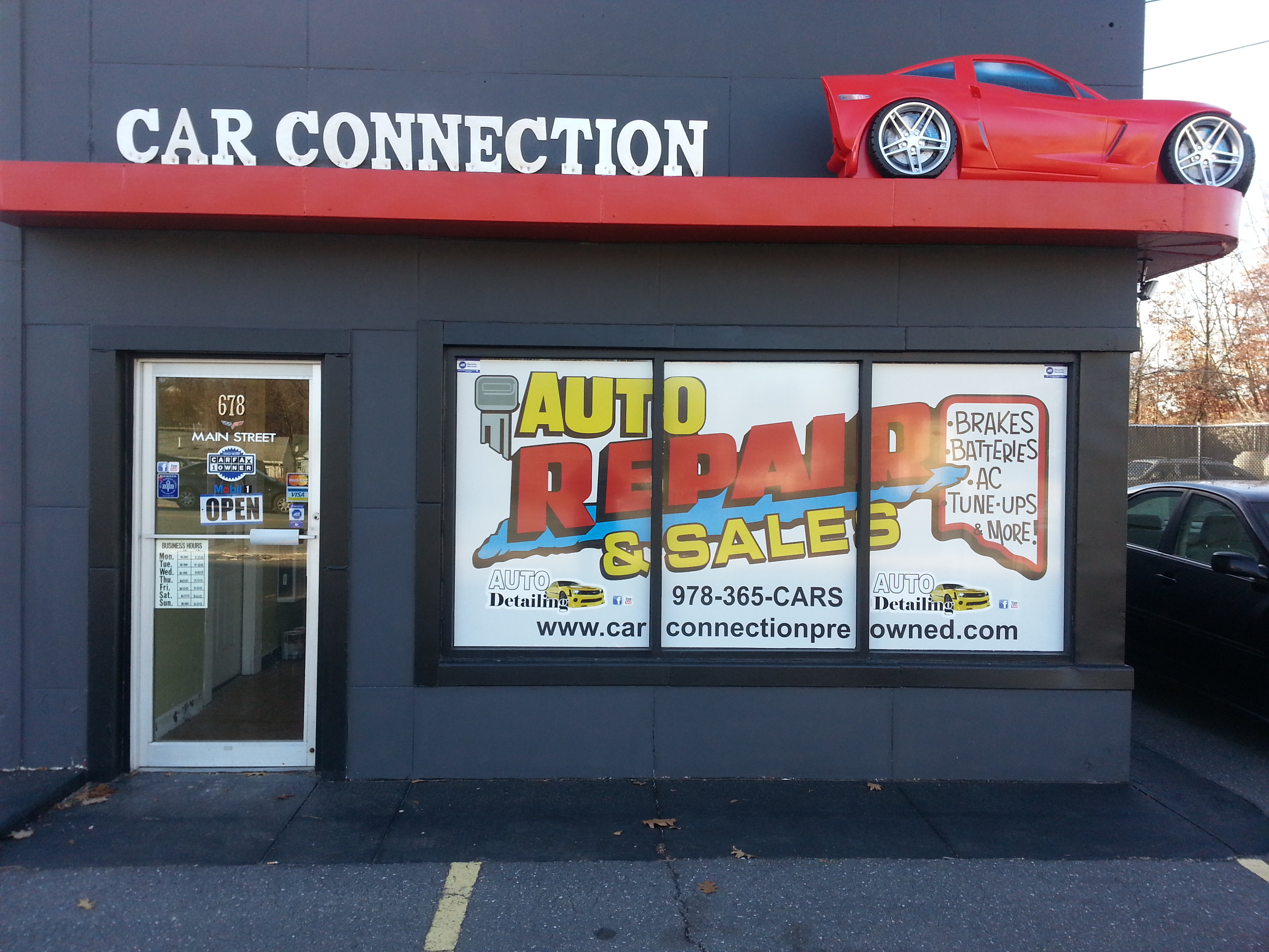 Car Connection Pre Owned 678 Main St Clinton MA YP