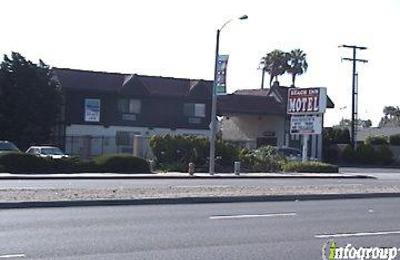 Beach Inn Motel - Huntington Beach, CA