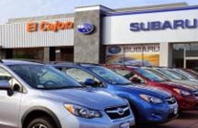 El Cajon Subaru >> Subaru El Cajon 900 Arnele Ave El Cajon Ca 92020 Yp Com