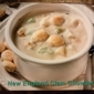 Crab Stop The - Orlando, FL. New England Clam Chowder Soup