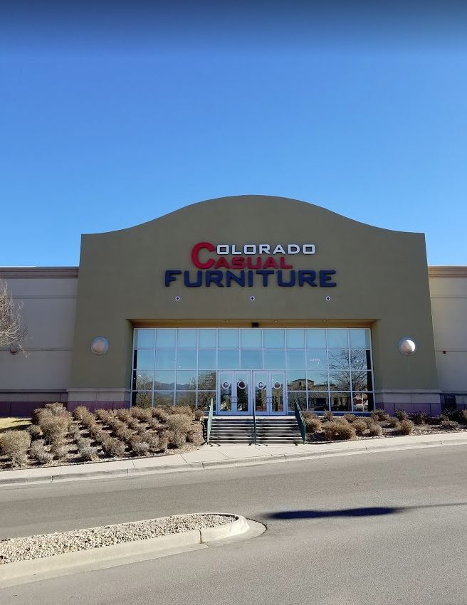 Colorado Casual Furniture 9180 Wadsworth Pkwy Broomfield Co 80021