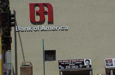 Bank of America - San Leandro, CA