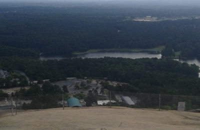 Stone Mountain Park - Stone Mountain, GA. View Top Stone Mountain Park