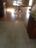 Flooring installed by owner, Ed Audet