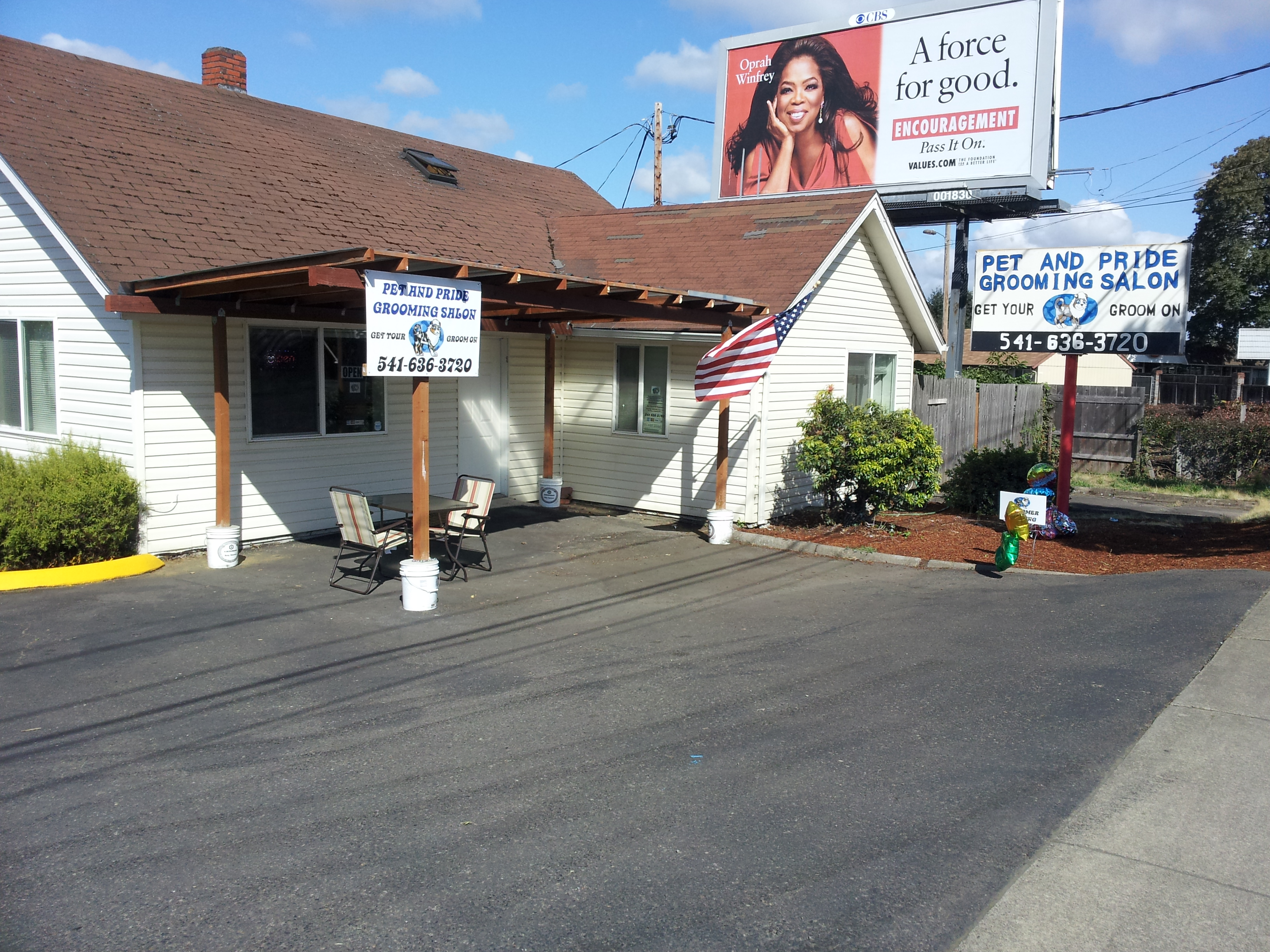 Pet and pride grooming salon 690 lorane hwy eugene or 97405 yp solutioingenieria Image collections