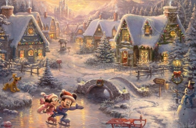 Thomas Kinkade Galleries - Folsom, CA