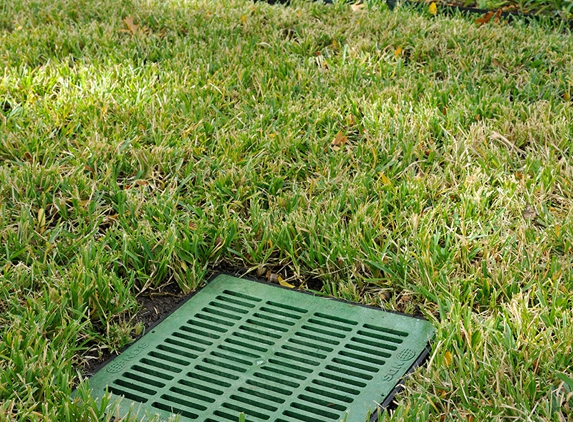 Andy's Sprinkler, Drainage & Lighting. Landscape Drain Installed by Andy's