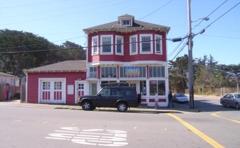 Salada Beach Cafe