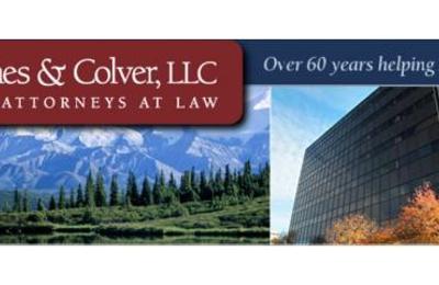 Colver Law - Anchorage, AK