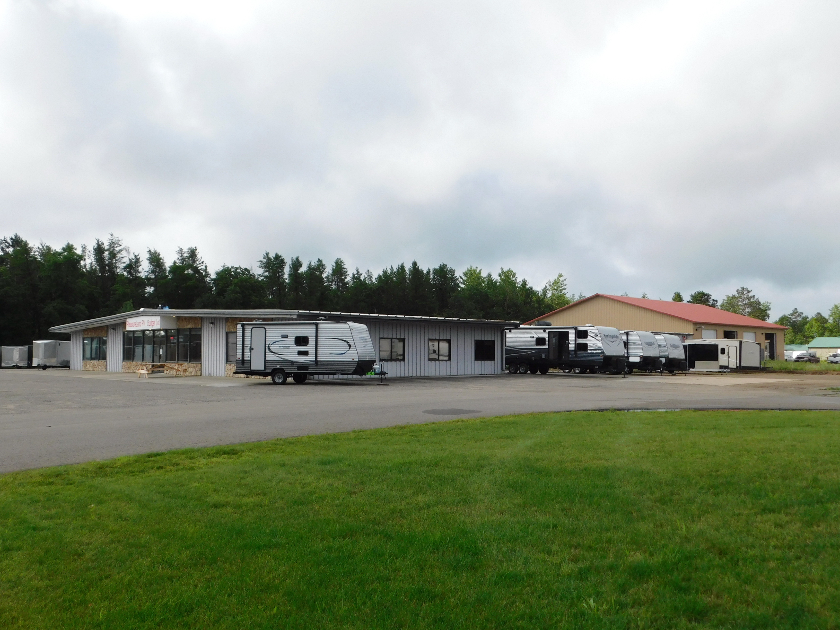 Pleasureland Rv Center Brainerd 17395 State Highway 371