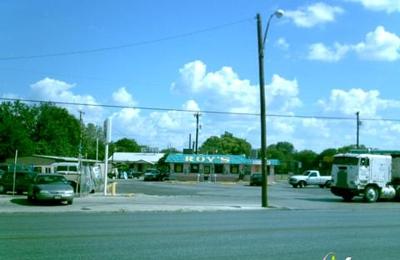 Roy's Taco Hut - San Antonio, TX