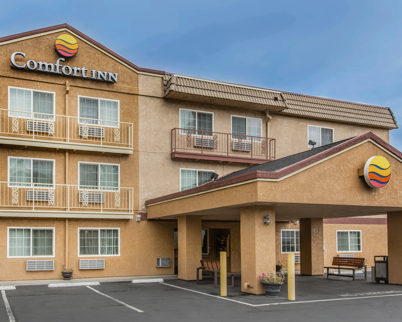 Comfort Inn, Yreka CA