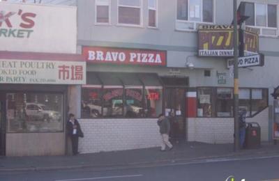 Bravo Pizza - San Francisco, CA