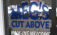 Meg's Cut Above