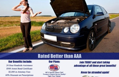 Unlimited Towing & Emergency Roadside Assistance by MCA Motor Club America - Pensacola, FL