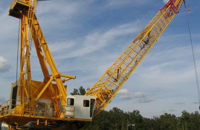EBI Cranes LLC - Braithwaite, LA