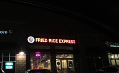 Fried Rice Express Gourmet