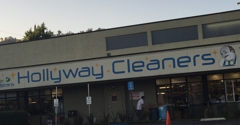 Hollyway Cleaners - West Hollywood, CA. Front of store