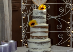 GS3 Photography - Columbus, OH. Contemporary, Classic Cake