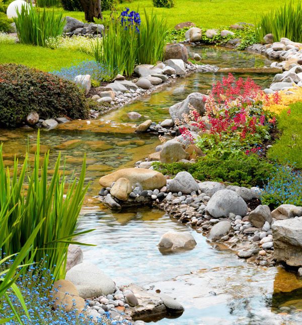 Living Waters Pond Supplies