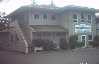 Companion Animal Hospital & Health Care Center - Bellevue, WA