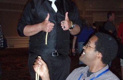 Portland Magician - Aaron J. Smith - Portland, OR