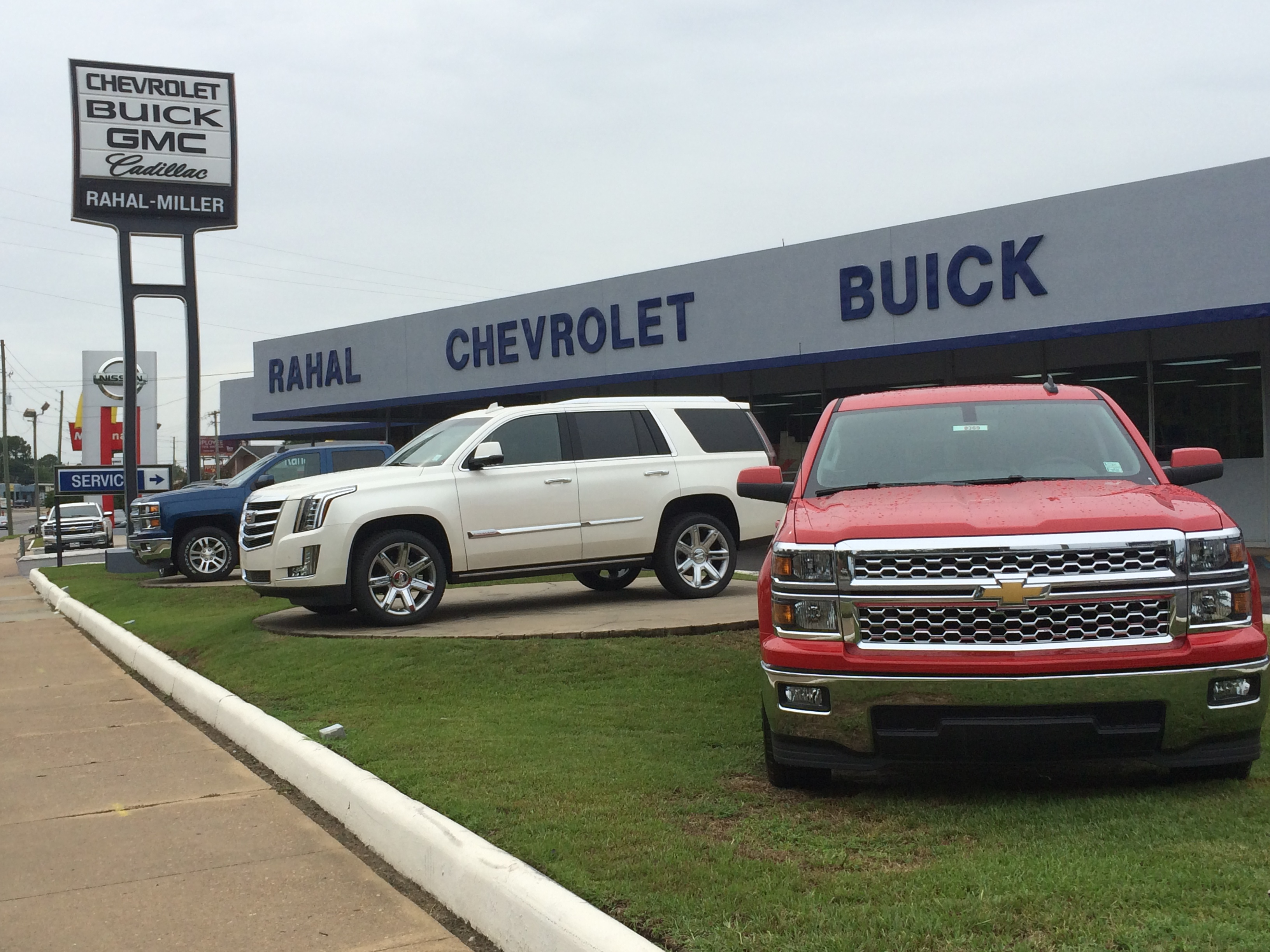 Rahal Miller Chevrolet Buick GMC Cadillac 4204 Lafayette St ...