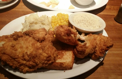 Cheddar's Scratch Kitchen - Overland Park, KS. Ummmm!!