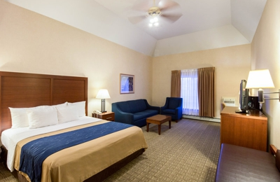 Comfort Inn Downtown - Ship Creek - Anchorage, AK