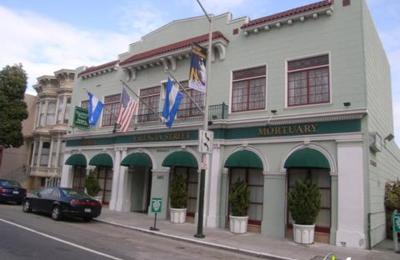Driscoll's Valencia Street Serra Mortuary - San Francisco, CA