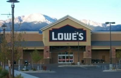 Lowe's Home Improvement - Colorado Springs, CO