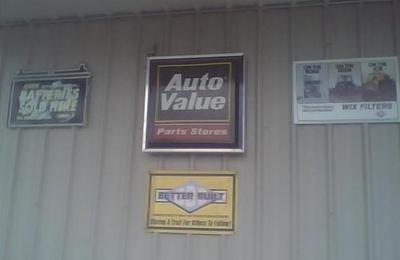 Baxter Auto Parts 3030 Riverside Dr, Susanville, CA 96130