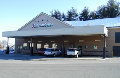 Tire Warehouse - Hooksett, NH