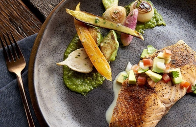 McCormick & Schmick's Seafood & Steaks - San Diego, CA