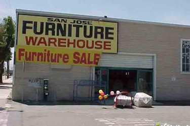 San Jose Furniture Warehouse