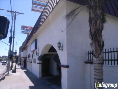 El Rubi Restaurant, Panorama City CA