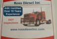 Ross Diesel Inc. - Stevensville, MT