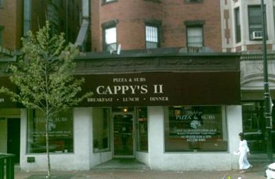 Cappy's 2 On Huntington Avenue - Boston, MA