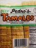 Buy tamales Hot & Ready to Eat, or get them frozen.