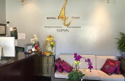 Royal Thai Spa - San Francisco, CA