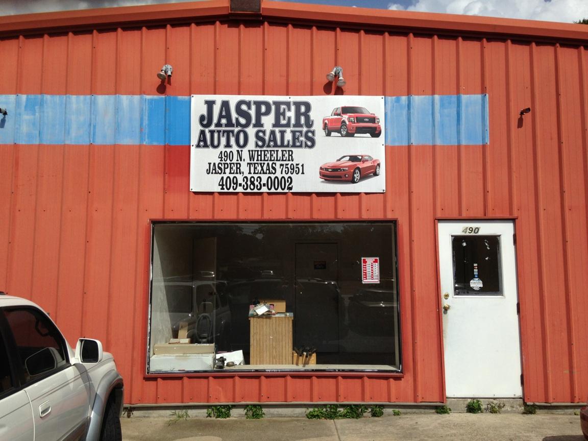 Jasper Car Lots >> Jasper Auto Sales 490 N Wheeler St Jasper Tx 75951 Yp Com